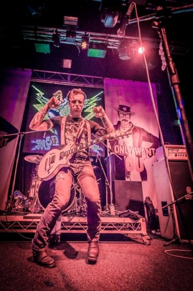 Eagles of Death Metal Fremantle 29 March 2016 by Stuart McKay (20)