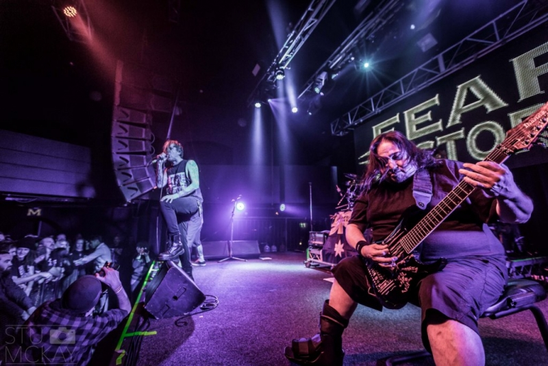 2016 06 08 Fear Factory Live Perth by Stu McKay (11)