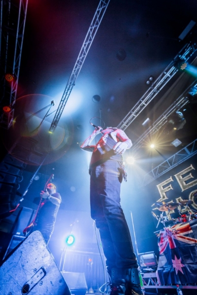2016 06 08 Fear Factory Live Perth by Stu McKay (15)