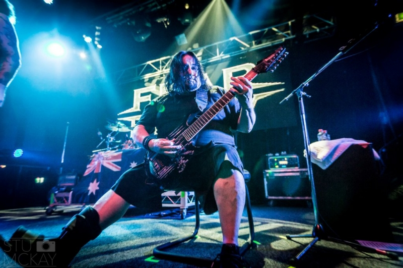 2016 06 08 Fear Factory Live Perth by Stu McKay (16)