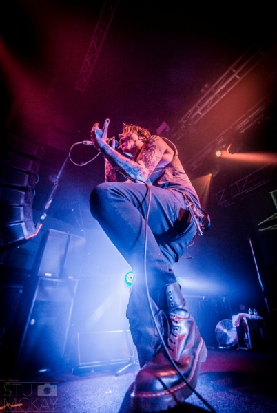 2016 06 08 Fear Factory Live Perth by Stu McKay (2)
