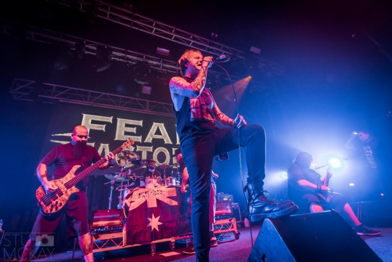 2016 06 08 Fear Factory Live Perth by Stu McKay (4)