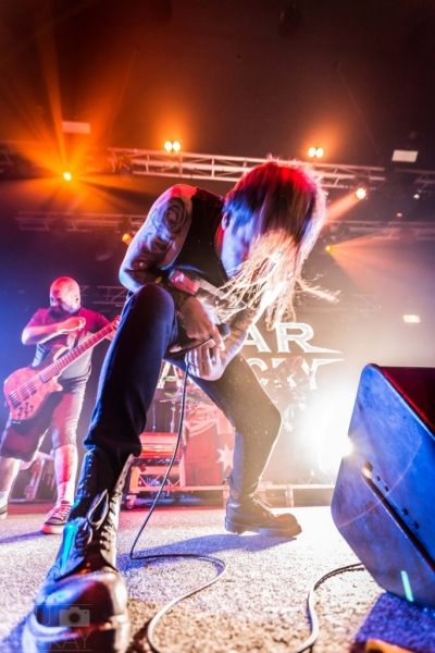 2016 06 08 Fear Factory Live Perth by Stu McKay (8)