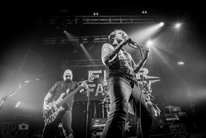 2016 06 08 Fear Factory Live Perth by Stu McKay (9)