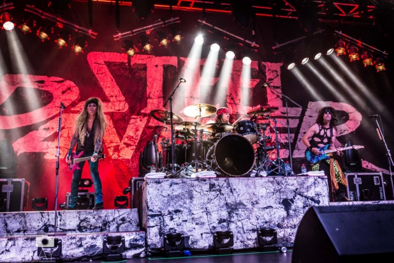 Steel Panther 2016 06 23 by Stu McKay (1)