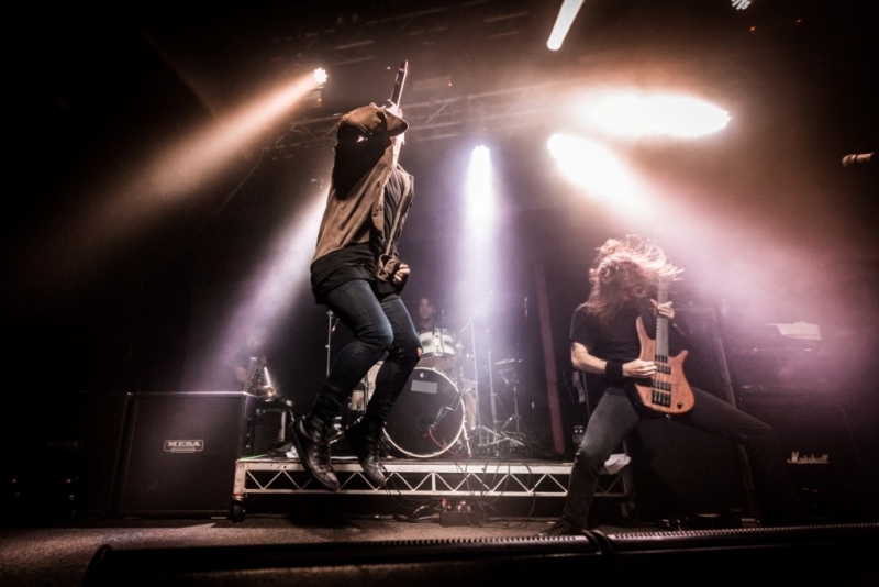 Dillinger Escape Plan LIVE Perth 15 Oct 2017 by Stuart McKay (10)