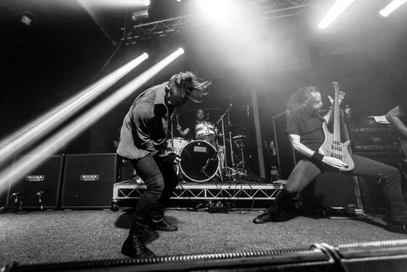 Dillinger Escape Plan LIVE Perth 15 Oct 2017 by Stuart McKay (11)