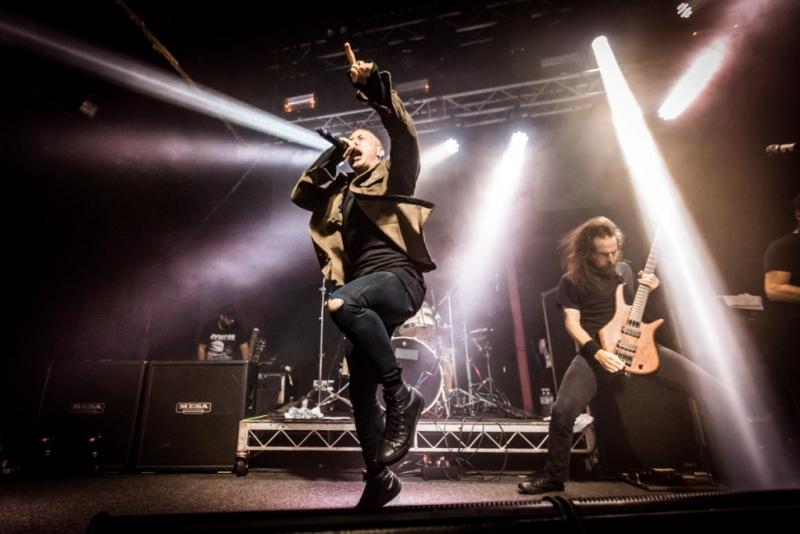 Dillinger Escape Plan LIVE Perth 15 Oct 2017 by Stuart McKay (12)