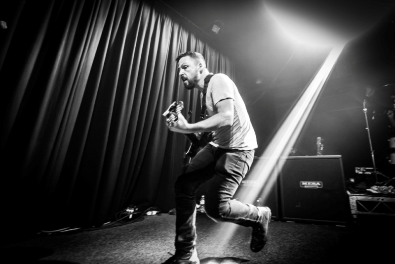 Dillinger Escape Plan LIVE Perth 15 Oct 2017 by Stuart McKay (13)