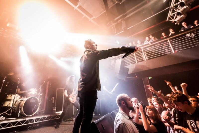 Dillinger Escape Plan LIVE Perth 15 Oct 2017 by Stuart McKay (15)