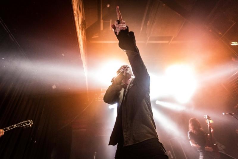 Dillinger Escape Plan LIVE Perth 15 Oct 2017 by Stuart McKay (16)