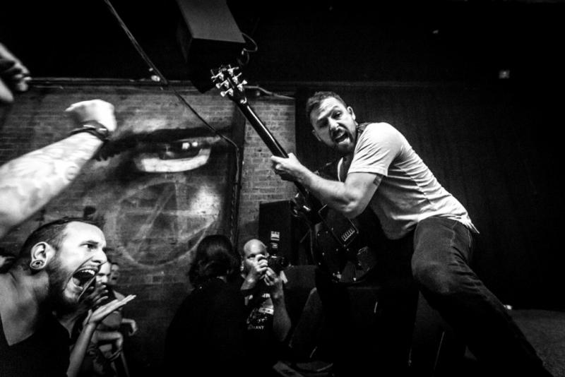 Dillinger Escape Plan LIVE Perth 15 Oct 2017 by Stuart McKay (22)