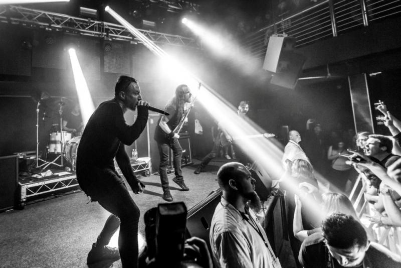 Dillinger Escape Plan LIVE Perth 15 Oct 2017 by Stuart McKay (24)