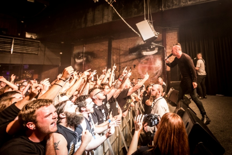 Dillinger Escape Plan LIVE Perth 15 Oct 2017 by Stuart McKay (34)