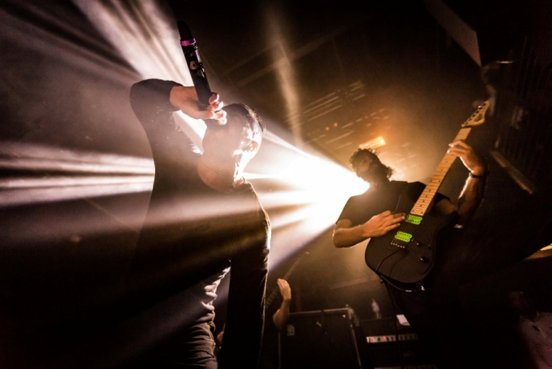 Dillinger Escape Plan LIVE Perth 15 Oct 2017 by Stuart McKay (35)