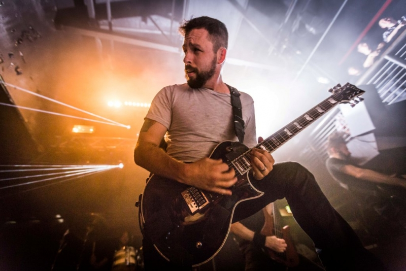 Dillinger Escape Plan LIVE Perth 15 Oct 2017 by Stuart McKay (36)