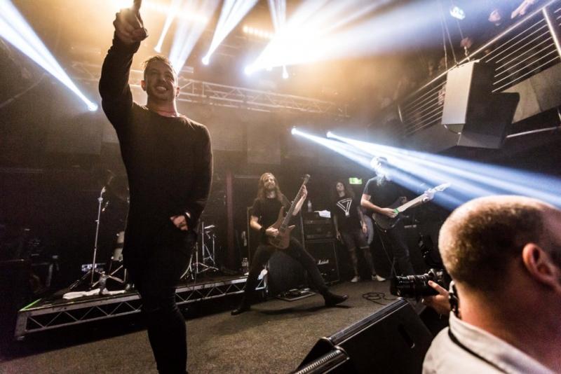 Dillinger Escape Plan LIVE Perth 15 Oct 2017 by Stuart McKay (37)
