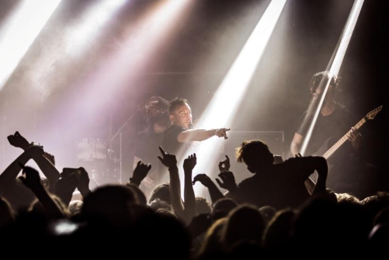 Dillinger Escape Plan LIVE Perth 15 Oct 2017 by Stuart McKay (38)