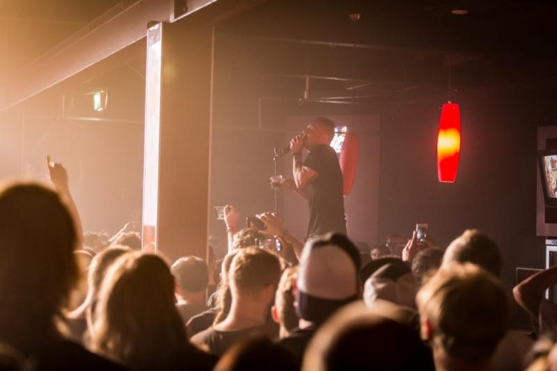 Dillinger Escape Plan LIVE Perth 15 Oct 2017 by Stuart McKay (39)