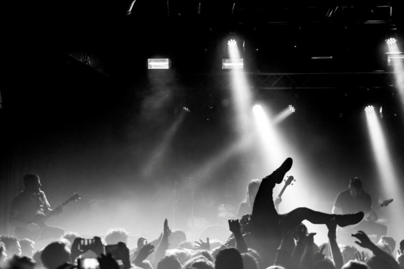 Dillinger Escape Plan LIVE Perth 15 Oct 2017 by Stuart McKay (40)