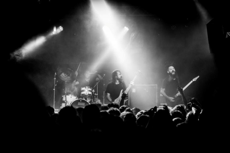 Dillinger Escape Plan LIVE Perth 15 Oct 2017 by Stuart McKay (42)