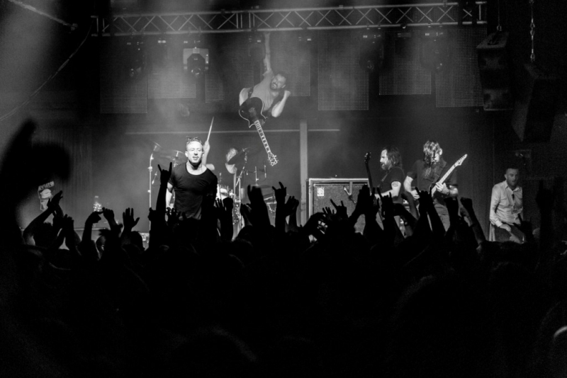 Dillinger Escape Plan LIVE Perth 15 Oct 2017 by Stuart McKay (43)