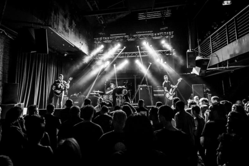 Dillinger Escape Plan LIVE Perth 15 Oct 2017 by Stuart McKay (8)