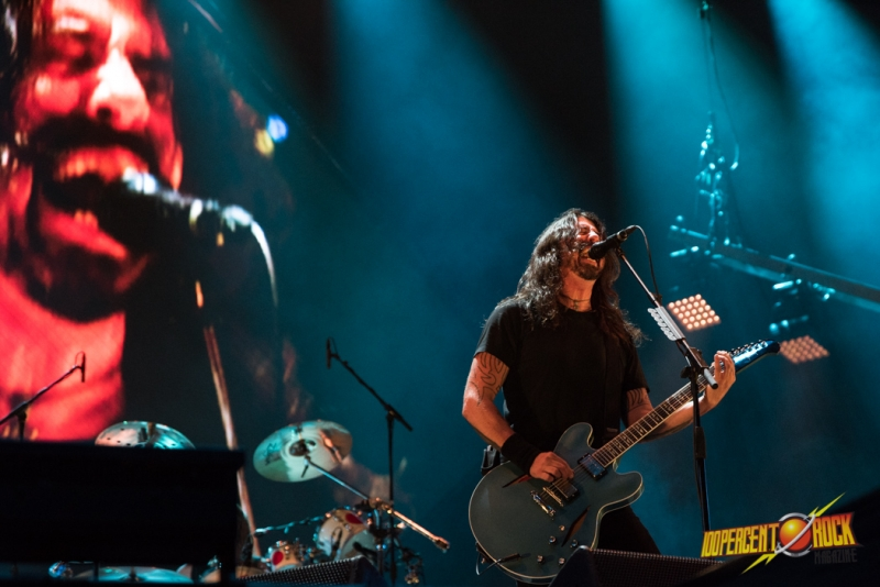 Foo Fighters LIVE 2018 01 20 Perth by Pete Gardner (11)