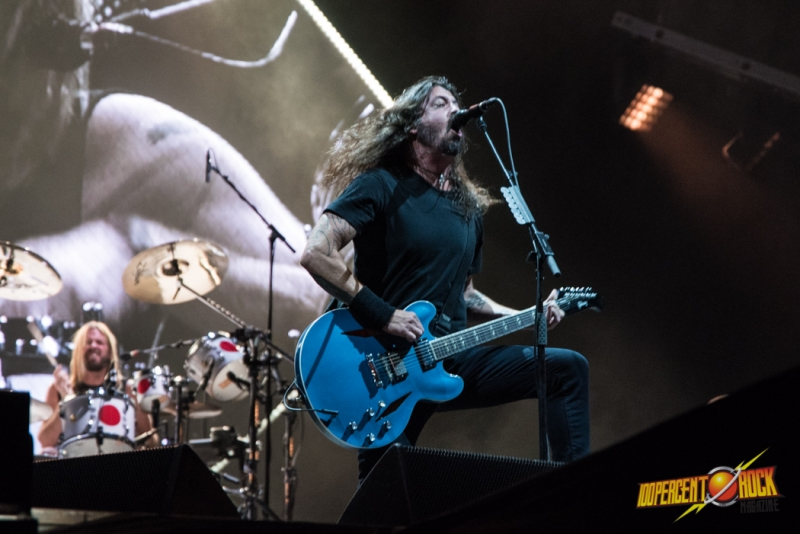Foo Fighters LIVE 2018 01 20 Perth by Pete Gardner (12)