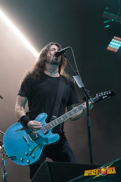 Foo Fighters LIVE 2018 01 20 Perth by Pete Gardner (18)