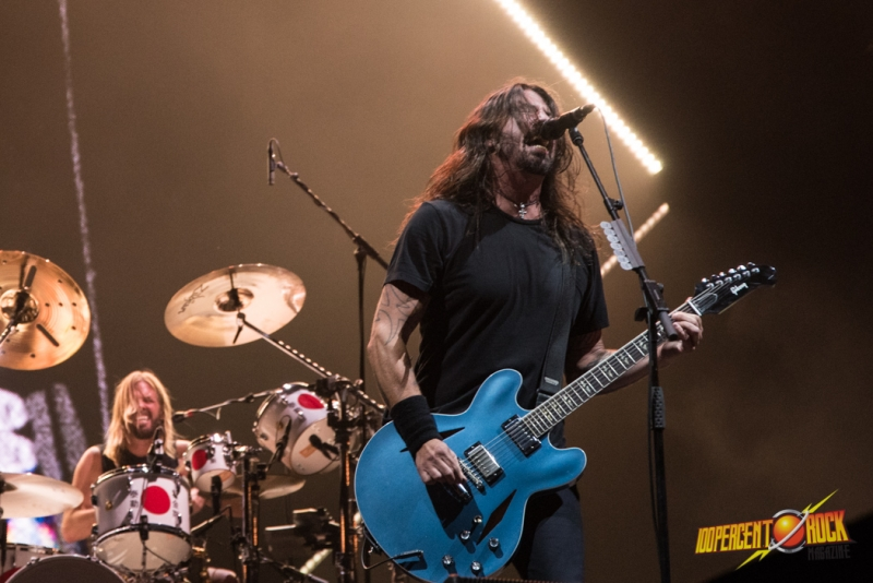 Foo Fighters LIVE 2018 01 20 Perth by Pete Gardner (24)