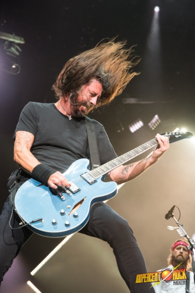 Foo Fighters LIVE 2018 01 20 Perth by Pete Gardner (29)