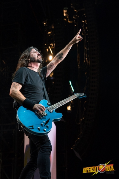 Foo Fighters LIVE 2018 01 20 Perth by Pete Gardner (30)