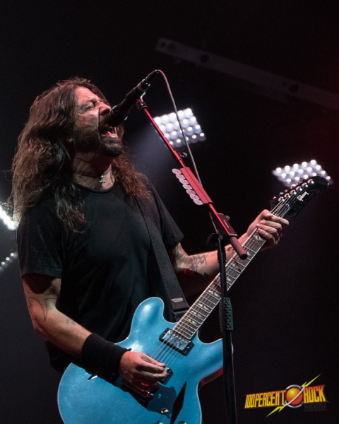 Foo Fighters LIVE 2018 01 20 Perth by Pete Gardner (34)