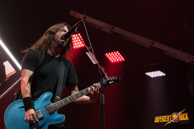 Foo Fighters LIVE 2018 01 20 Perth by Pete Gardner (38)