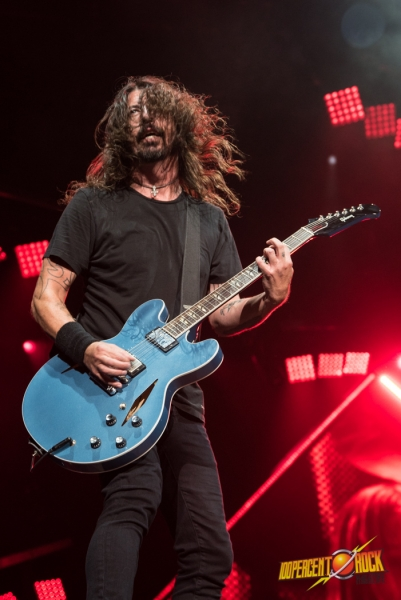 Foo Fighters LIVE 2018 01 20 Perth by Pete Gardner (43)