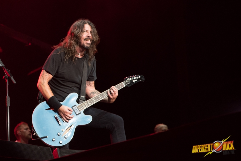 Foo Fighters LIVE 2018 01 20 Perth by Pete Gardner (48)