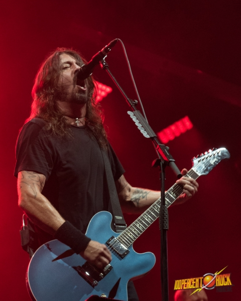 Foo Fighters LIVE 2018 01 20 Perth by Pete Gardner (49)