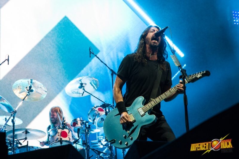 Foo Fighters LIVE 2018 01 20 Perth by Pete Gardner (55)