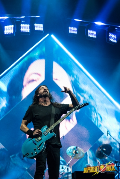 Foo Fighters LIVE 2018 01 20 Perth by Pete Gardner (59)
