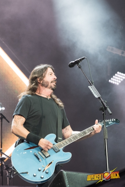 Foo Fighters LIVE 2018 01 20 Perth by Pete Gardner (7)