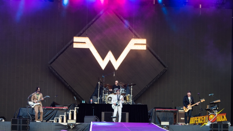 Weezer LIVE 2018 01 20 Perth by Pete Gardner (1)