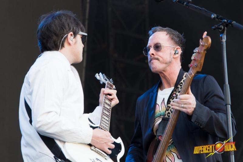 Weezer LIVE 2018 01 20 Perth by Pete Gardner (16)