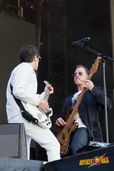 Weezer LIVE 2018 01 20 Perth by Pete Gardner (17)