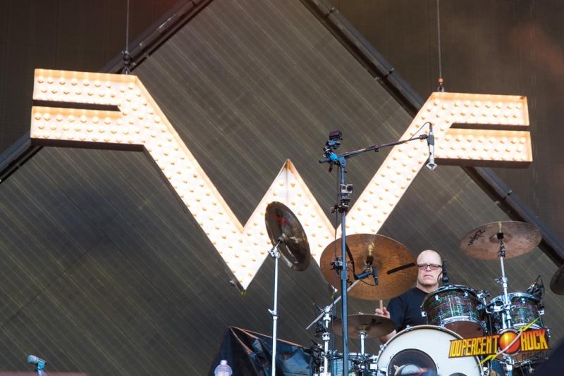 Weezer LIVE 2018 01 20 Perth by Pete Gardner (21)
