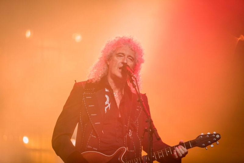 2018 03 06 Queen with Adam Lambert Perth by Stuart McKay (12)