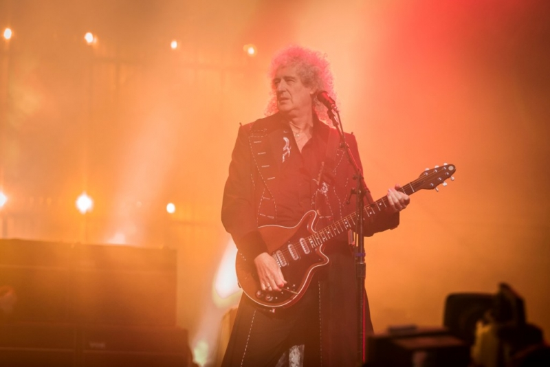 2018 03 06 Queen with Adam Lambert Perth by Stuart McKay (13)