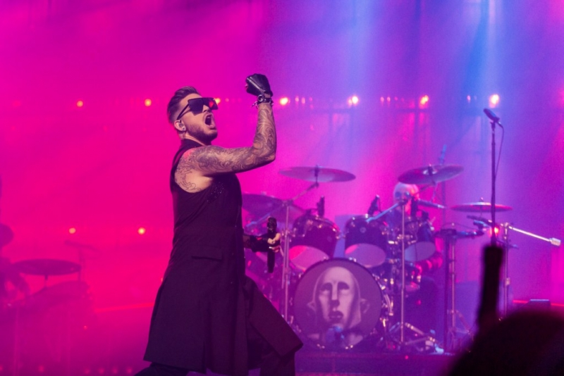 2018 03 06 Queen with Adam Lambert Perth by Stuart McKay (16)