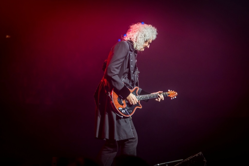 2018 03 06 Queen with Adam Lambert Perth by Stuart McKay (18)