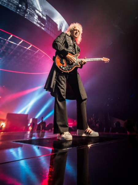 2018 03 06 Queen with Adam Lambert Perth by Stuart McKay (20)
